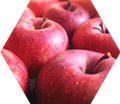 りんごを配合